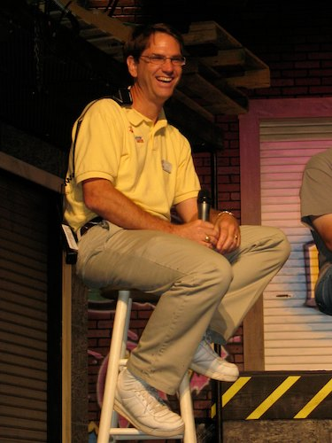 Will Koch at the 2005 CoasterBuzz Fall Affair