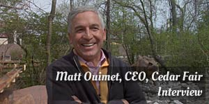 Matt Ouimet Interview