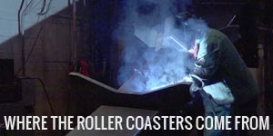 Where The Roller Coasters Come From