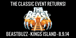 BeastBuzz at Kings Island