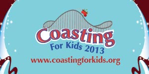 Coasting For Kids to benefit Give Kids The World